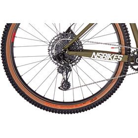 """NS Bikes Eccentric Lite 1 MTB Hardtail 29"""" olive"""